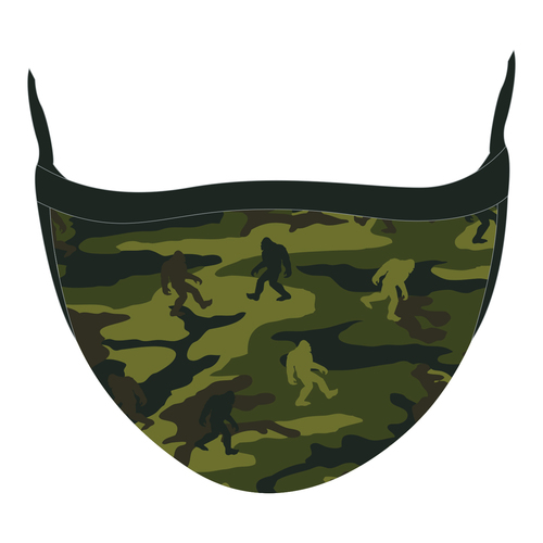 Elite Face Mask - Bigfoot Camo Wholesaler