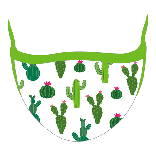 Elite Face Mask - Cacti Wholesaler