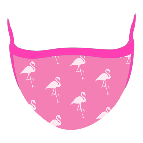 Elite Face Mask - Flamingos Wholesaler