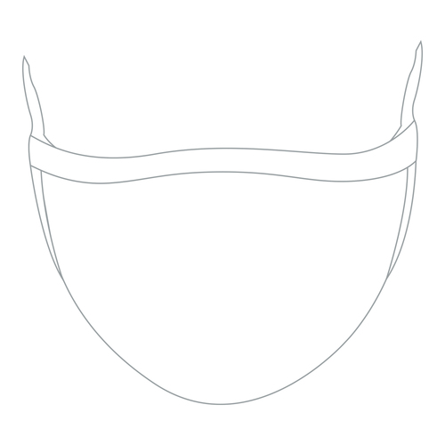 Elite Face Mask - White Wholesaler