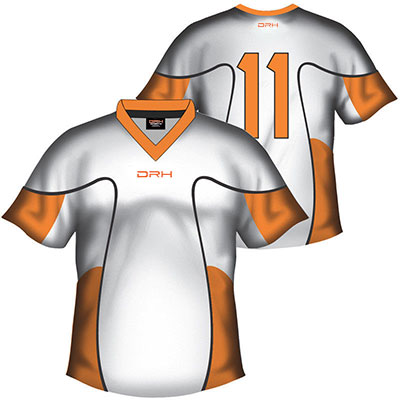 England Sublimated Football Jersey Wholesaler