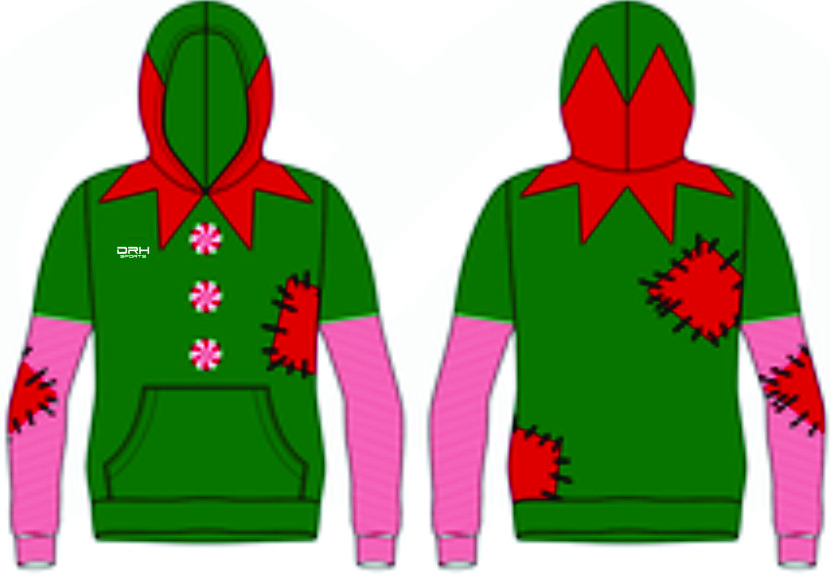 Fleece Hoodies Sublimation Wholesaler