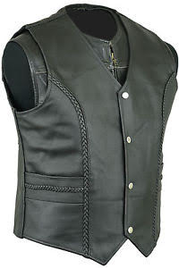 Leather Vest Wholesaler