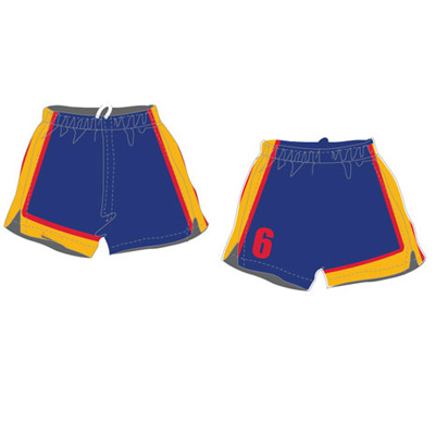 Custom Long Rugby Shorts Manufacturers Aurora