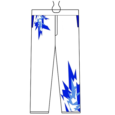 Mens Sublimated Cricket Pant Wholesaler