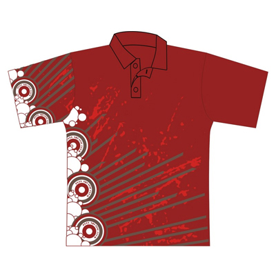 Mens Sublimated Tennis Jersey Wholesaler