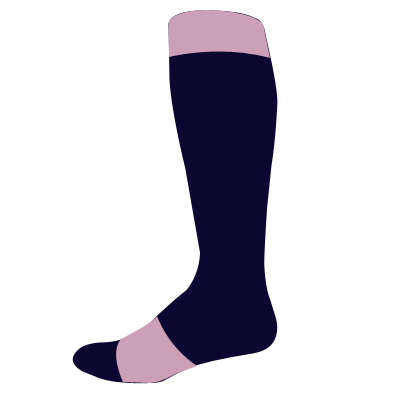 Custom Padded Sports Socks Manufacturers Ulyanovsk