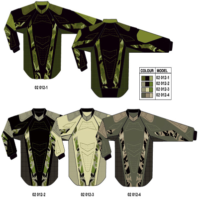 Paintball Clothes Manufacturers, Wholesale Suppliers