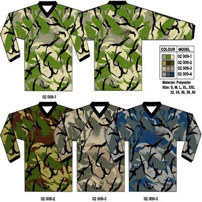 Paintball Jerseys Manufacturers, Wholesale Suppliers