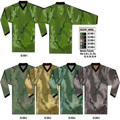 Paintball Uniforms Manufacturers, Wholesale Suppliers
