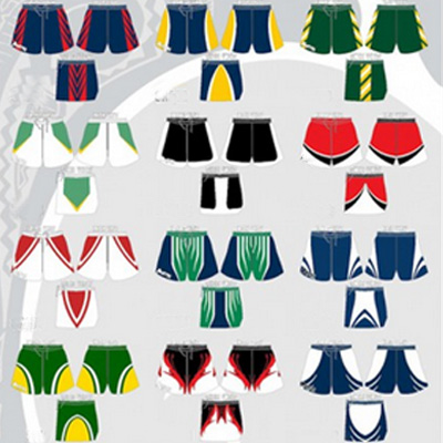 Custom Rugby Training Shorts Manufacturers Aurora