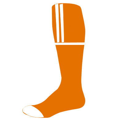Striped Sports Socks Wholesaler