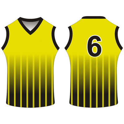 Custom Sublimated AFL Jersey Manufacturers North Korea