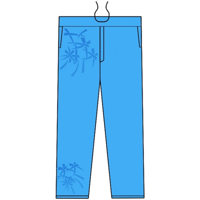Sublimated Cricket Team Pant Wholesaler