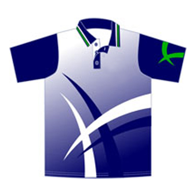 Sublimated Cricket Test Shirt Wholesaler