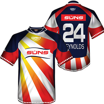 Sublimated Soccer Jerseys Manufacturers, Wholesale Suppliers