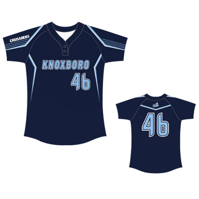 Sublimated Softball Jersey Wholesaler