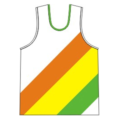 Sublimated Volleyball Singlets Wholesaler
