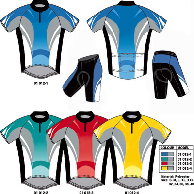 Sublimation Cycling Apparel Manufacturers, Wholesale Suppliers