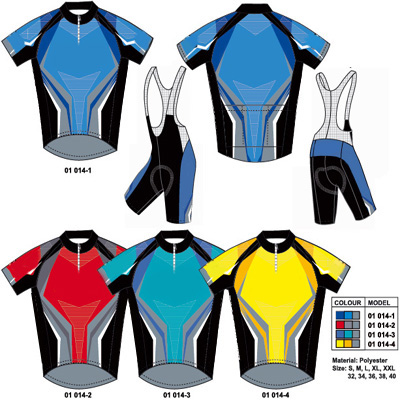 Sublimation Cycling Wear Manufacturers, Wholesale Suppliers