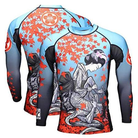 Sublimation Rash Guard Wholesaler