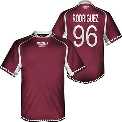 Sublimation Soccer Team Jersey Manufacturers, Wholesale Suppliers