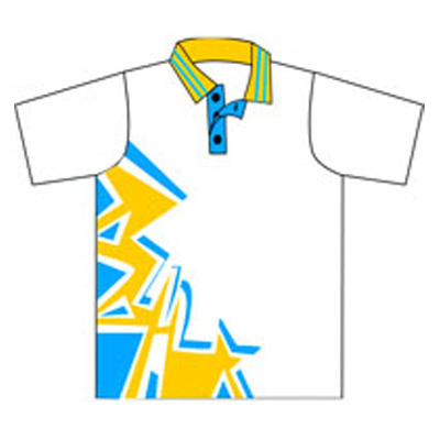 Sublimation Tennis Team Jerseys Wholesaler