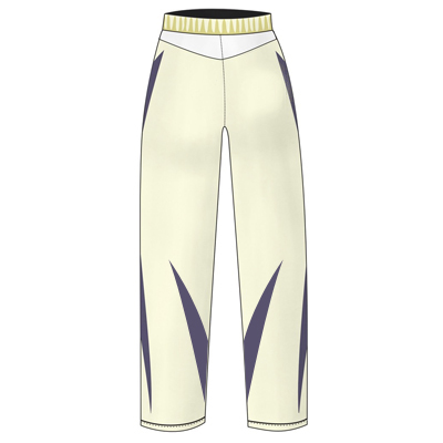 Custom White Cricket Trouser Manufacturers Oxnard