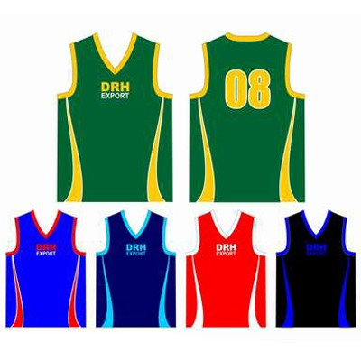 Women Basketball Singlets Wholesaler