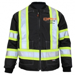HIVIS 300D Ripstop 4-in-1 Jacket Manufacturers in Indonesia