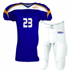 ff1c565e240 American Football Uniforms Manufacturers, Sublimated American ...