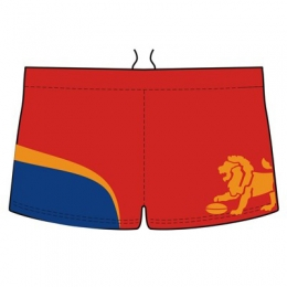 Aussie Rules Team Shorts Manufacturers in Dominican Republic