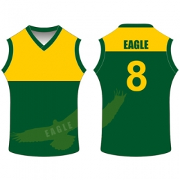 Australian Rules Football Jersey Manufacturers in Congo