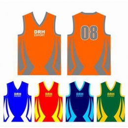 Basketball Singlets Australia Manufacturers, Wholesale Suppliers