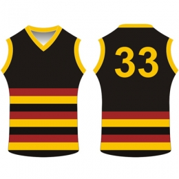 Custom AFL Jersey Manufacturers in Greece