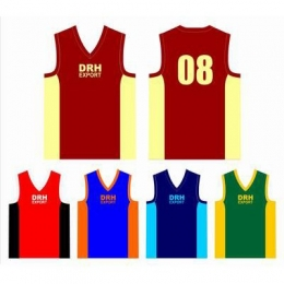 Custom Basketball Team Singlets Manufacturers, Wholesale Suppliers