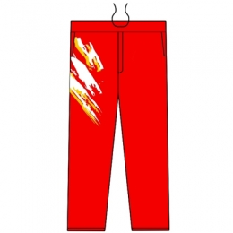 Custom Sublimated Cricket Pants Manufacturers in Denmark