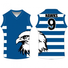 Customised AFL Jersey Manufacturers in Greece