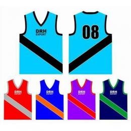 Customised Basketball Singlet Manufacturers, Wholesale Suppliers