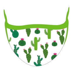Elite Face Mask - Cacti Manufacturers in Denmark