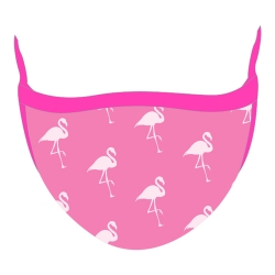 Elite Face Mask - Flamingos Manufacturers in Denmark