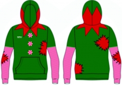 Fleece Hoodies Sublimation Manufacturers in Croatia