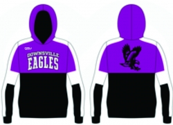 Fleece Hoodies Sublimation Manufacturers in Ireland