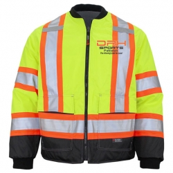 HIVIS 300D Ripstop 4-in-1 Jacket Manufacturers in Finland