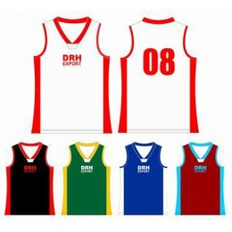 Mens Basketball Singlets Manufacturers