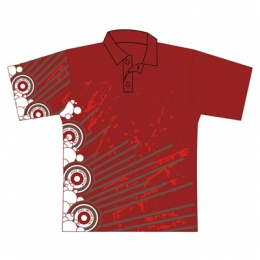 Mens Sublimated Tennis Jersey Manufacturers, Wholesale Suppliers