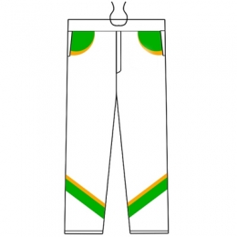 Mens Sublimation Cricket Pants Manufacturers in Iceland
