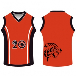 Sublimated AFL Jerseys Manufacturers in Congo