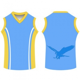 Sublimated AFL Jumper Manufacturers in Greece