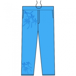 Sublimated Cricket Team Pant Manufacturers in Denmark